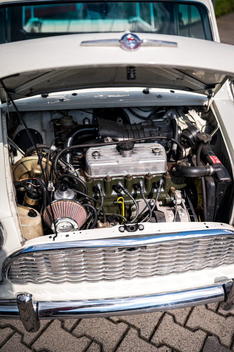 1980 Mini Pick-up supercharged For Sale (picture 5 of 6)