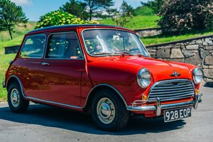 1961 Mini Cooper S £20,000 - £25,000 For Sale by Auction