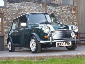 1991 Mini Cooper On Just 23600 Miles in 28 Years SOLD
