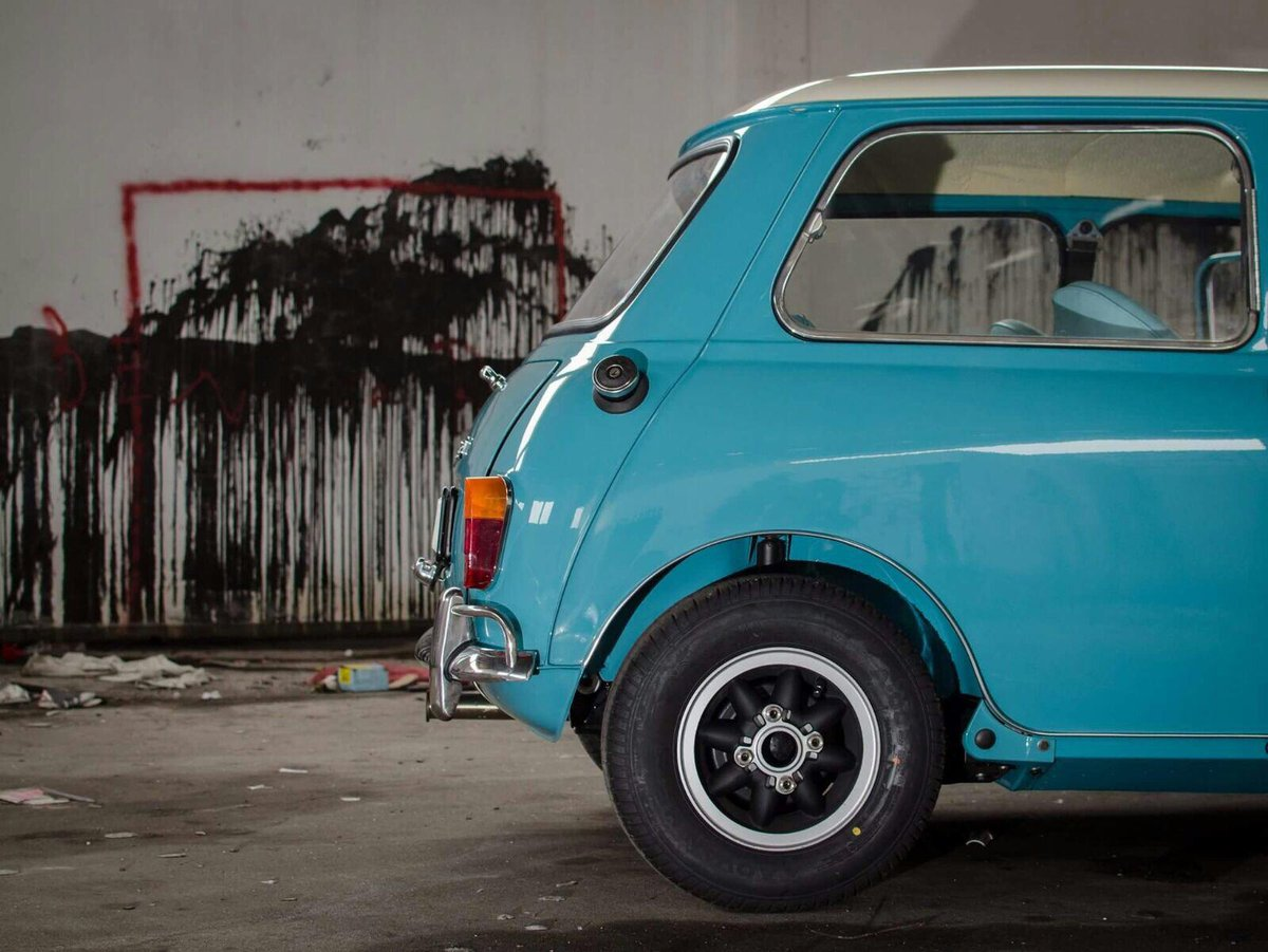 1965 Austin Mini Cooper S  ( Matching Numbers ) For Sale (picture 1 of 6)