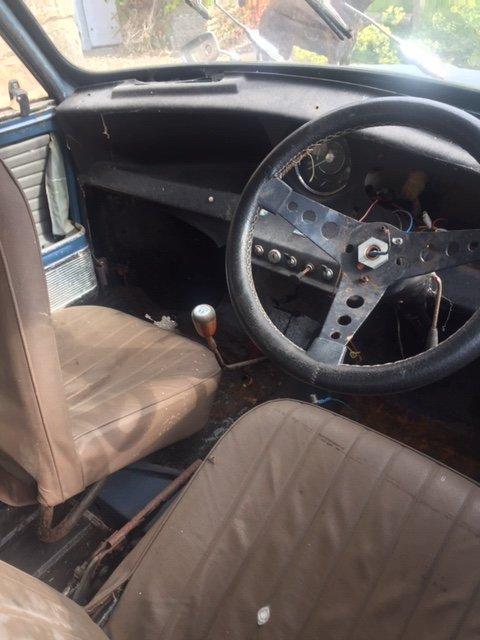 1967 mini MK1 Genuine Barn Find Classic  For Sale (picture 4 of 6)