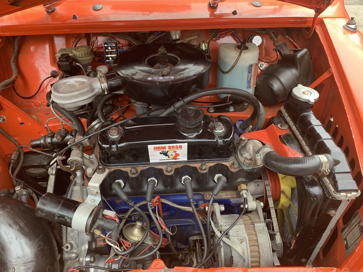 1981 Austin-Morris Mini City 998cc SOLD (picture 4 of 6)