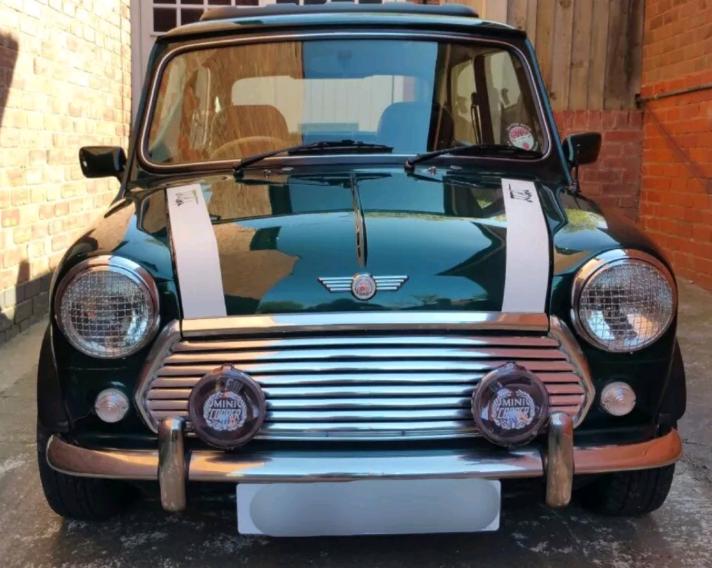 1995 Mini Cooper Genuine John Cooper Works Conversion For Sale (picture 2 of 6)