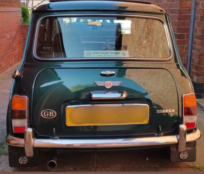1995 Mini Cooper Genuine John Cooper Works Conversion For Sale (picture 3 of 6)
