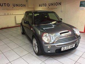 2003 MINI R53 JOHN COOPER WORKS For Sale