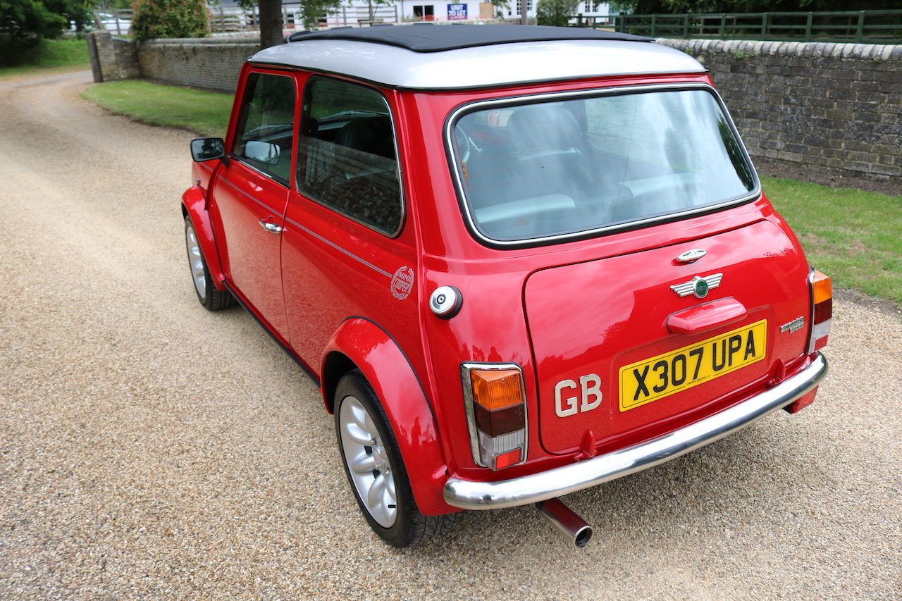 2000 Cooper Sport Final Edition (Low Milage ) SOLD (picture 3 of 6)