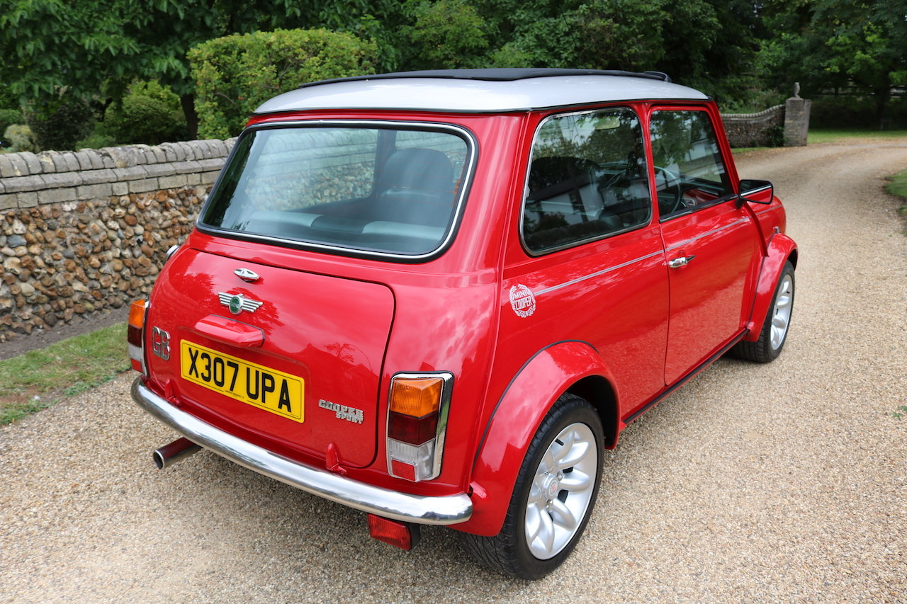2000 Cooper Sport Final Edition (Low Milage ) SOLD (picture 4 of 6)