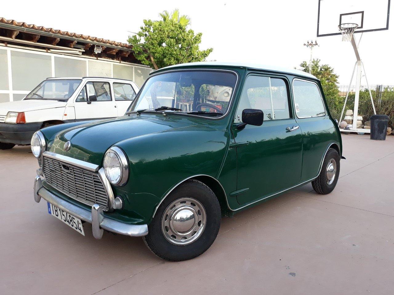 LHD-Authi Mini 850 year 1970