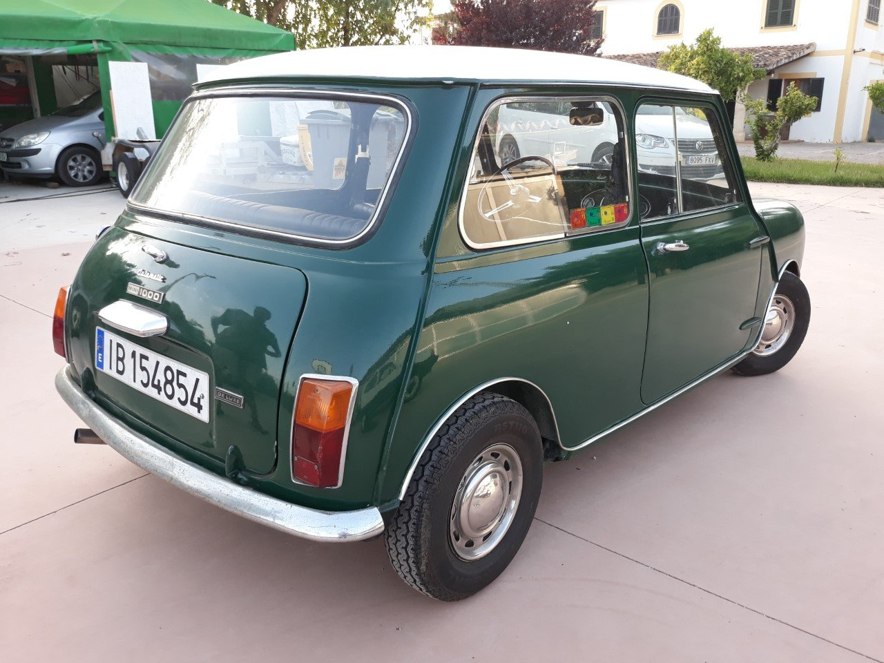 1979 Authi Mini 1000 Automatic year 1970 LHD For Sale (picture 4 of 6)