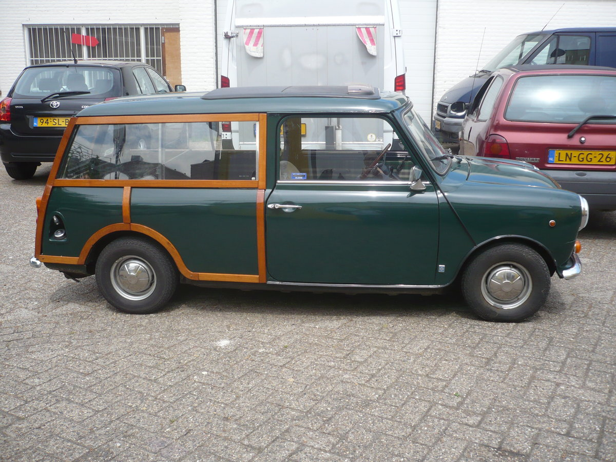 1963 MINI WOODY ESTATE SOLD (picture 2 of 6)