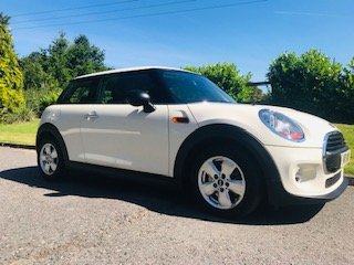 2016 MINI One 1.2 with Pepper Pack, MINI Excitement Pack & B For Sale