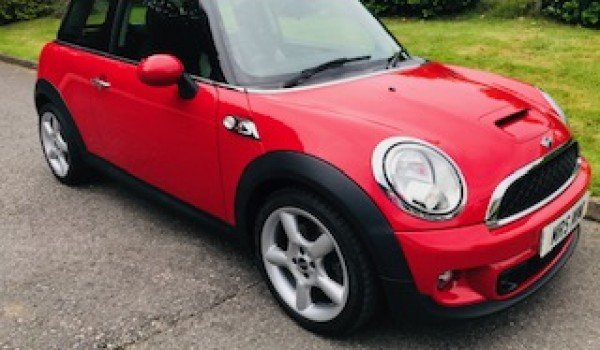 2012 MINI Cooper S in Chili Red with Chili Pack  For Sale (picture 1 of 6)
