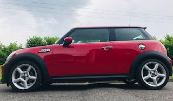 2012 MINI Cooper S in Chili Red with Chili Pack  For Sale (picture 2 of 6)