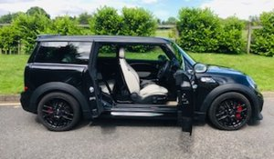 2013/63 MINI Clubman John Cooper Works – Loads of Spec For Sale