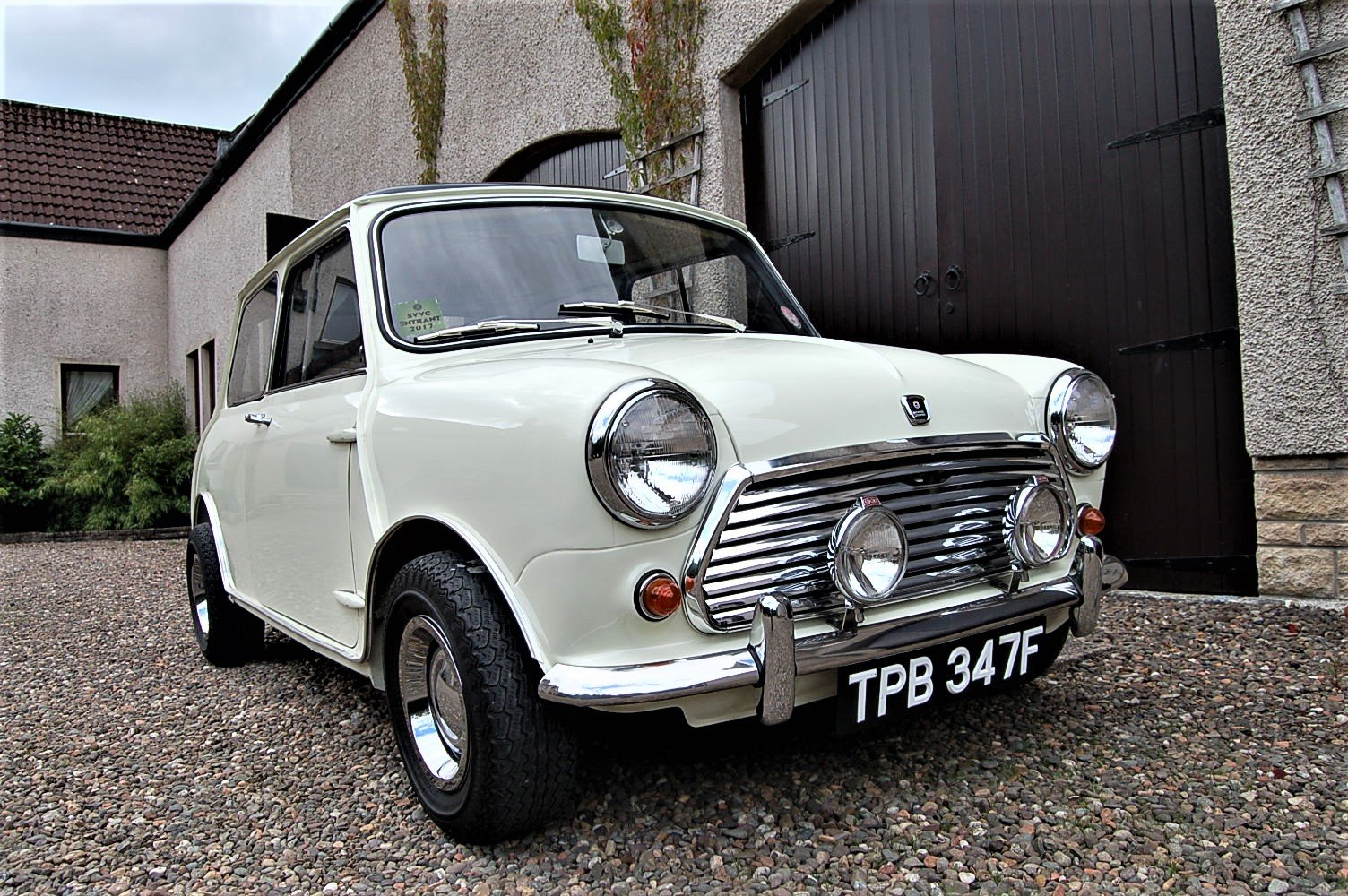 1968 Mini Cooper MK11 s SOLD (picture 1 of 6)