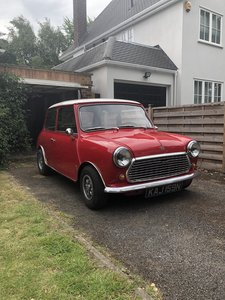 1975 Mini Cooper 1300 Authi