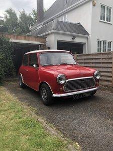 1975 Mini Cooper 1300 Authi For Sale