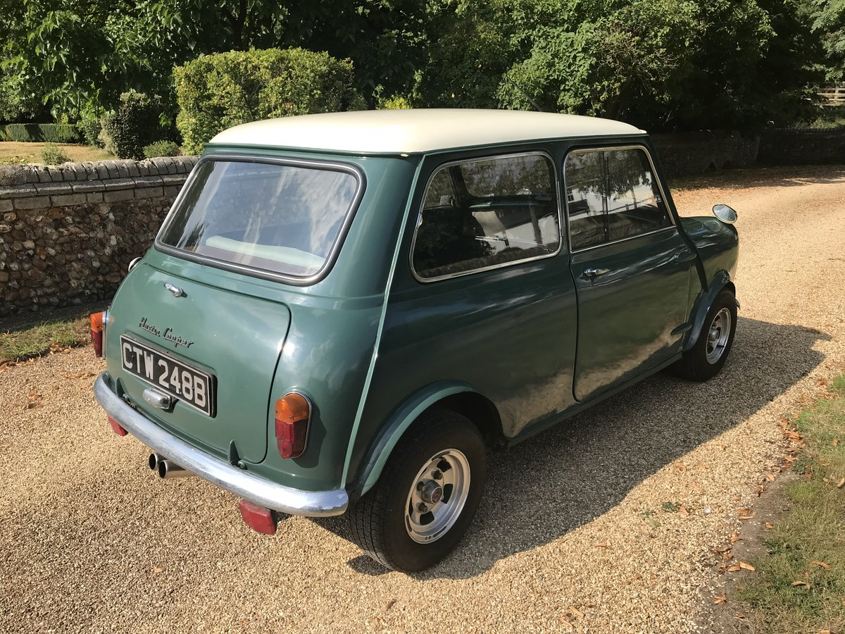 1964 Austin Mini Cooper Mk1 (Early Car)  For Sale (picture 4 of 6)