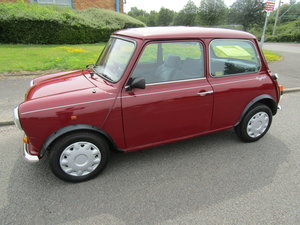 1991 H reg MINI MAYFAIR AUTO