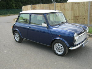 1998 MINI MAYFAIR AUTOMATIC. JAPAN SPEC AIR CONDITIONING SOLD
