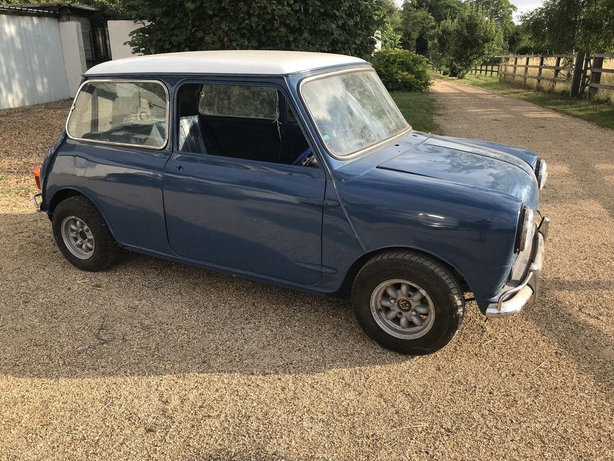 1967 Austin Mini Cooper Mk1 (BARGAIN) SOLD (picture 1 of 6)