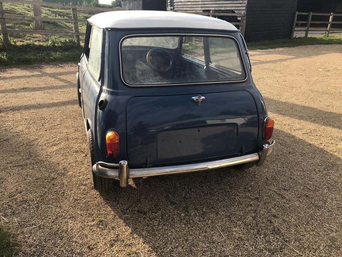 1967 Austin Mini Cooper Mk1 (BARGAIN) SOLD (picture 3 of 6)