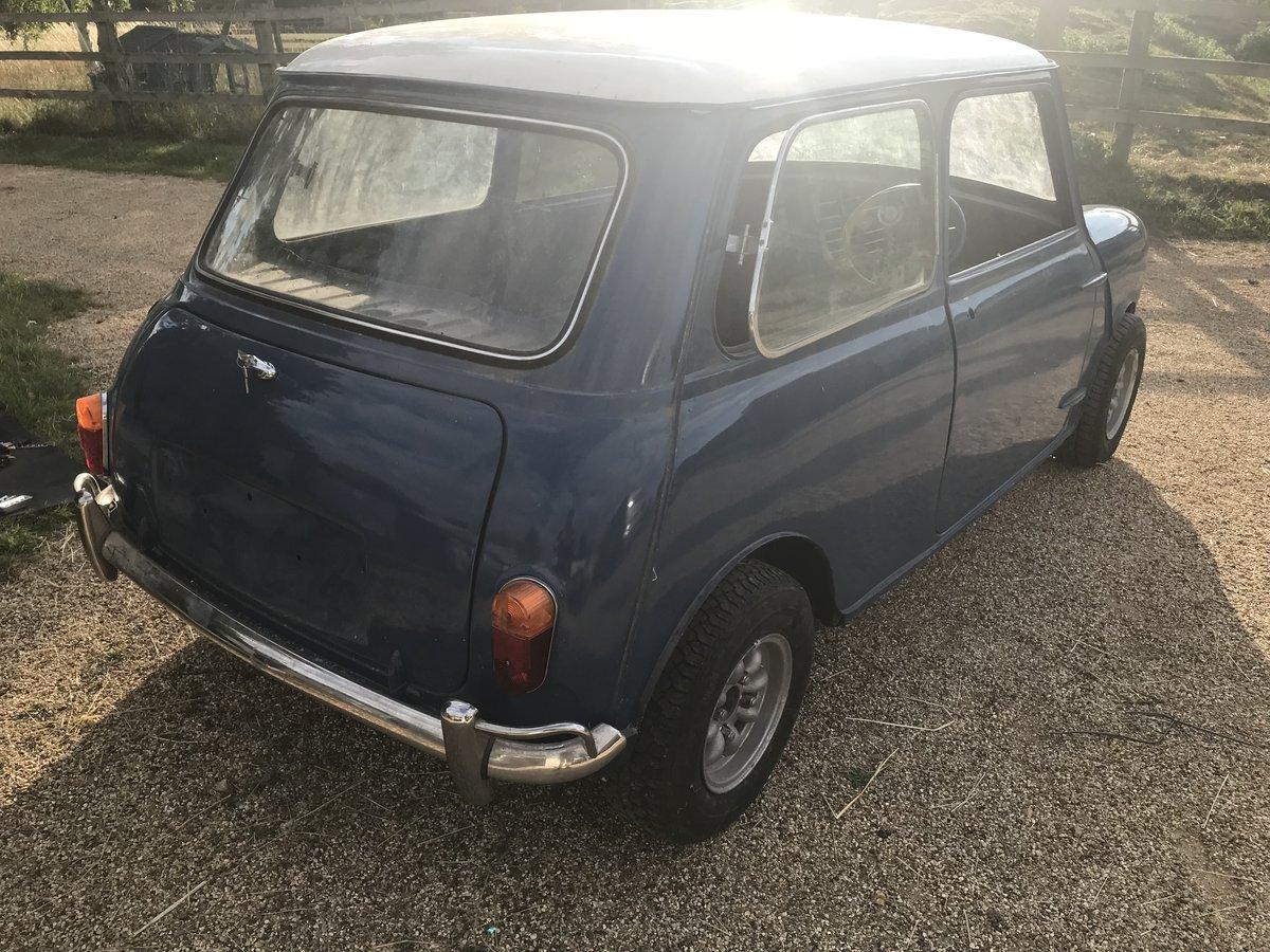 1967 Austin Mini Cooper Mk1 (BARGAIN) SOLD (picture 4 of 6)