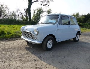 1967 MK1 Mini 1000 For Sale
