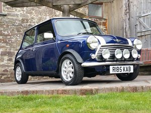 1997 Immaculate Mini Cooper On Just 12600 Miles in 22 years! SOLD