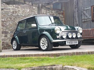 2001 Very Rare Mini Cooper Sport 500 On Just 12400 Miles From New For Sale