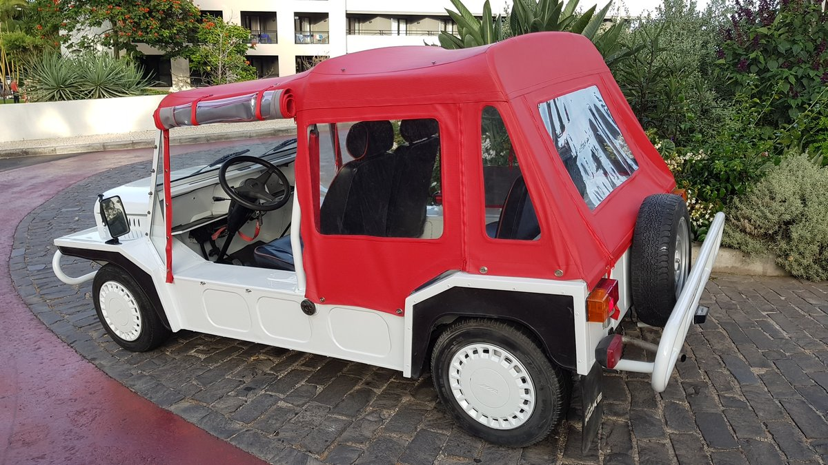 1987 Mini Moke  -  Original  ( 4 Seats ) For Sale (picture 1 of 6)