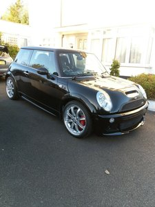2004 MINI COOPER S HARTGE VIP WITH JCW OPTIONS