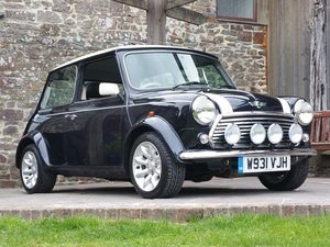 2000 Outstanding Mini Cooper Sport On Just 6200 Miles From New! For Sale