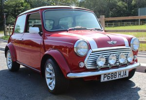 1996 Mini Cooper  1275 cc Twin point injection  49,000 miles SOLD