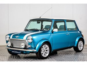 1998 Mini Cooper S 1.3i MPI Hawaiian Blue