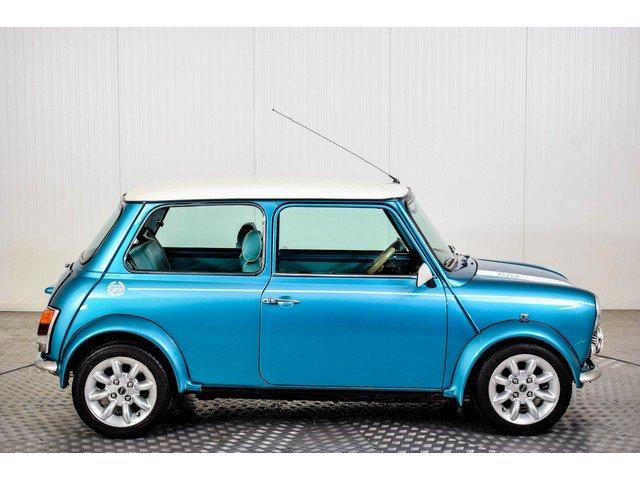 1998 Mini Cooper S 1.3i MPI Hawaiian Blue For Sale (picture 5 of 6)