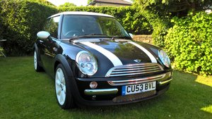 2003 Mini cooper 1.6 manual (53)  For Sale