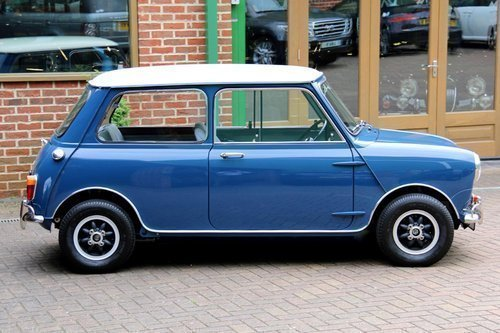 MK1 MORRIS MINI COOPER 'S' WANTED MK1 MINI COOPER 'S' WANTED Wanted (picture 1 of 6)