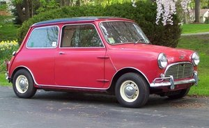 MK1 MINI COOPER COOPER 'S' WANTED GARAGE/BARN FINDS  Wanted