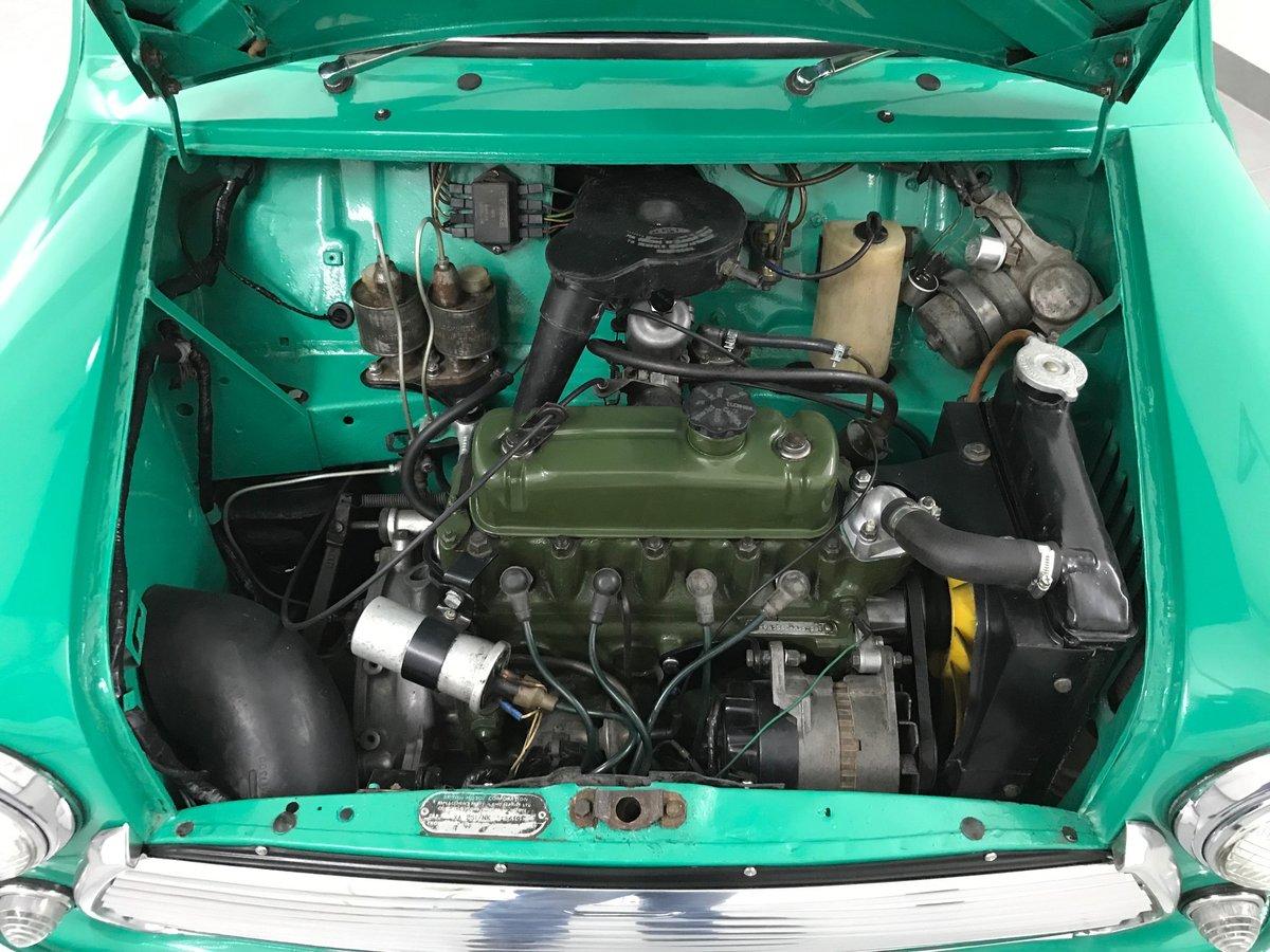 1972 Austin Mini 1000 For Sale (picture 5 of 6)
