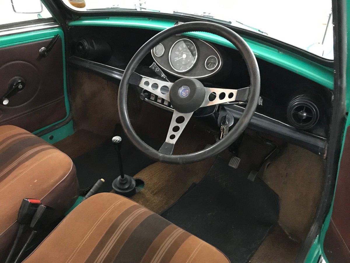 1972 Austin Mini 1000 For Sale (picture 6 of 6)