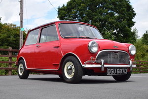 1966 Mini Cooper S For Sale by Auction