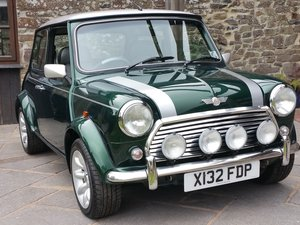 2000 Mini Cooper Sport On Just 23150 Miles From New!! For Sale