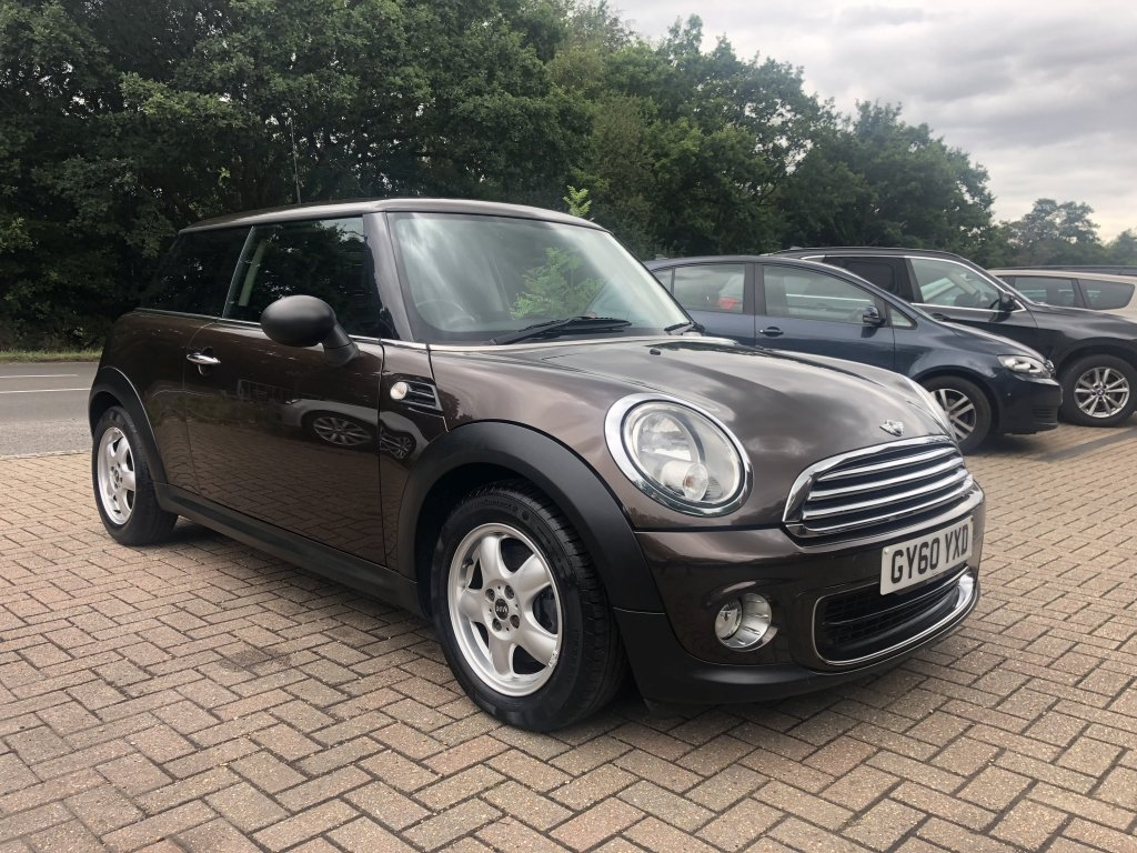 2010 (60) Mini 1.6 One Hatchback For Sale (picture 1 of 6)