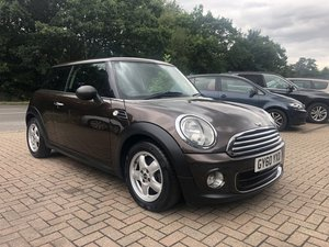 2010 (60) Mini 1.6 One Hatchback