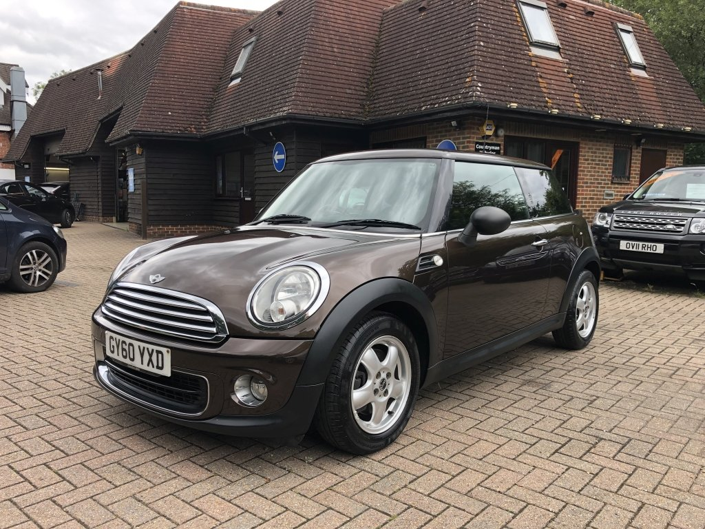 2010 (60) Mini 1.6 One Hatchback For Sale (picture 2 of 6)