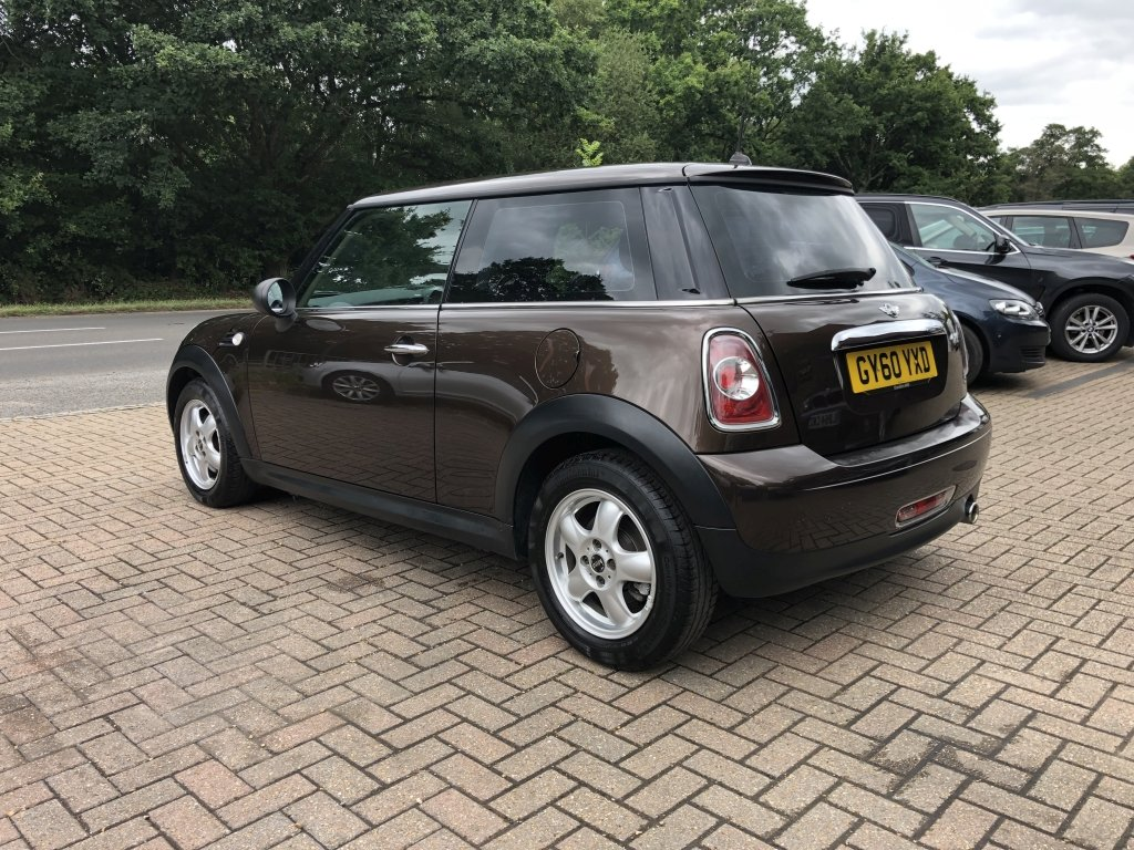 2010 (60) Mini 1.6 One Hatchback For Sale (picture 4 of 6)