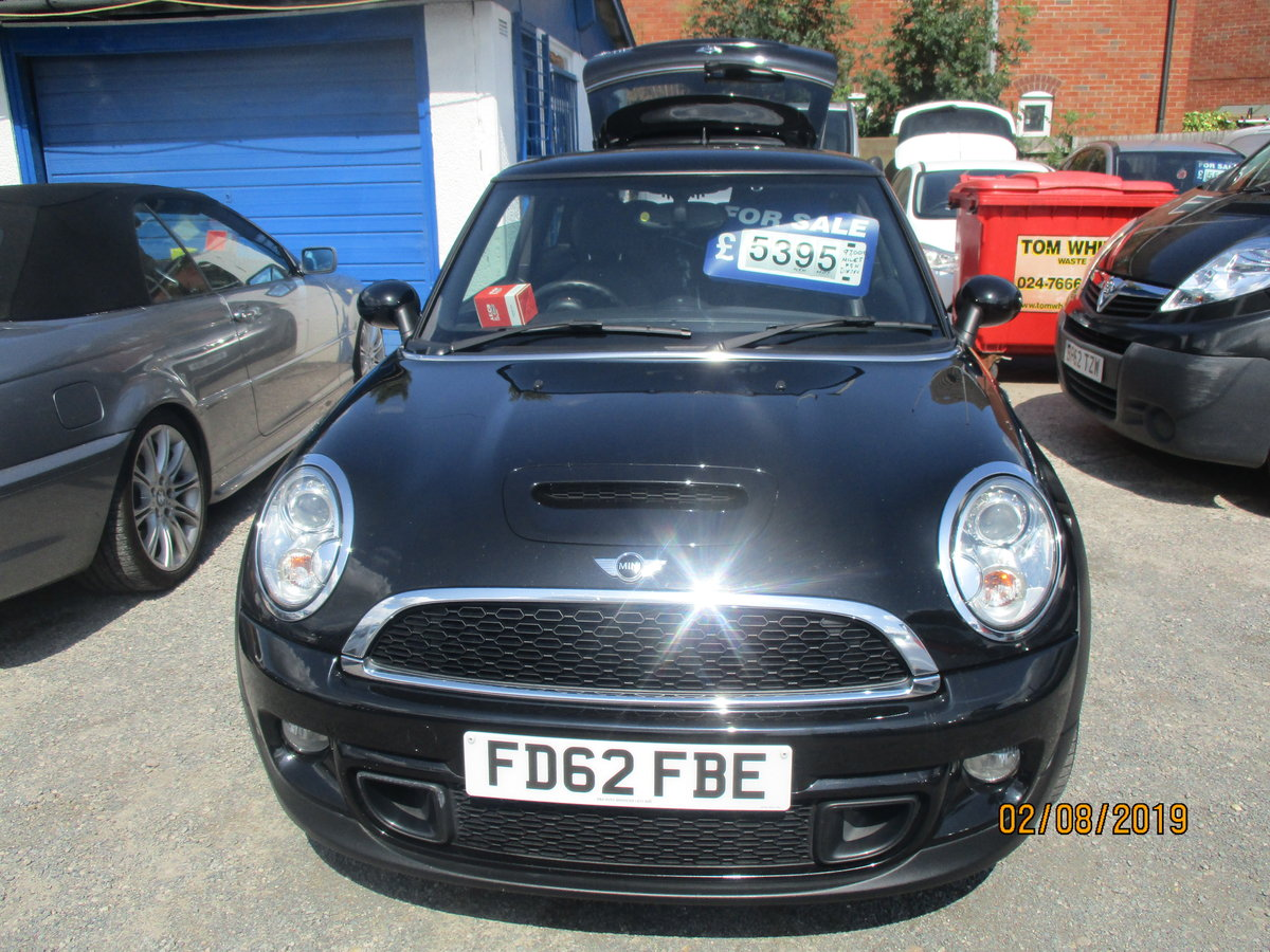 2012 COOPER SPORT 2LTR DIESEL 6 SPEED ALLOYS LEATHER NICE DRIVE  For Sale (picture 1 of 6)