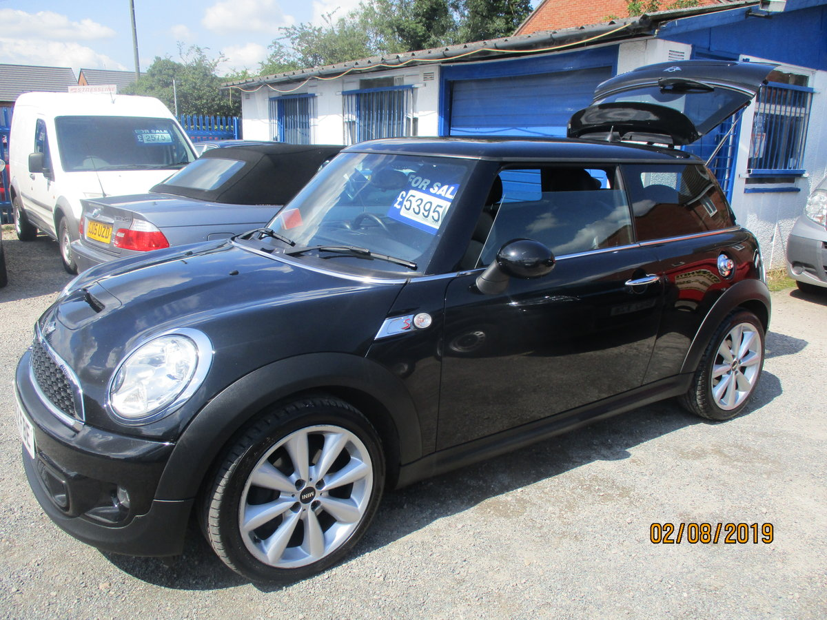 2012 COOPER SPORT 2LTR DIESEL 6 SPEED ALLOYS LEATHER NICE DRIVE  For Sale (picture 2 of 6)