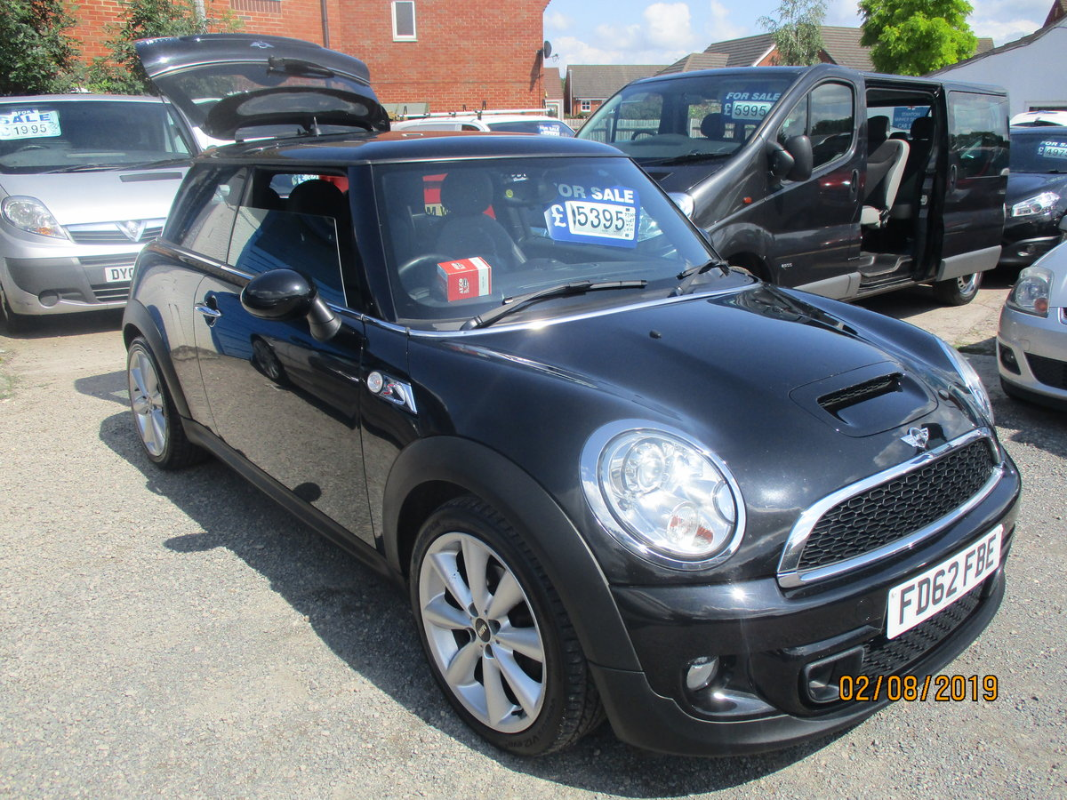 2012 COOPER SPORT 2LTR DIESEL 6 SPEED ALLOYS LEATHER NICE DRIVE  For Sale (picture 5 of 6)